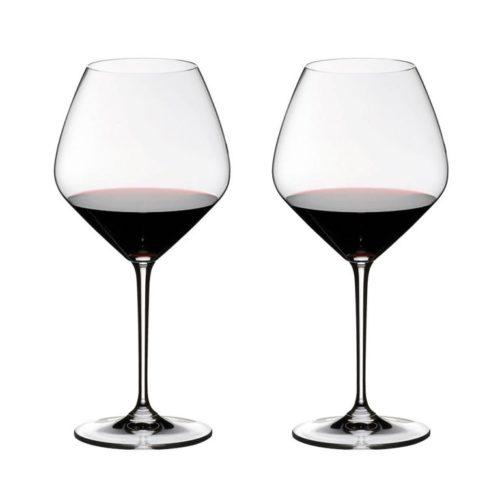 Bedrukte wijnglazen