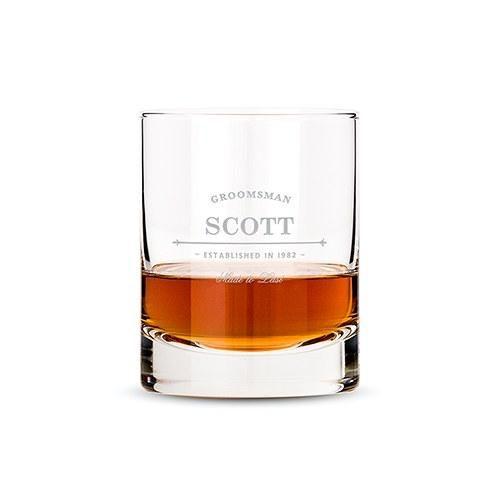 Bedrukte hotshot – borrel – likeur – whiskyglazen